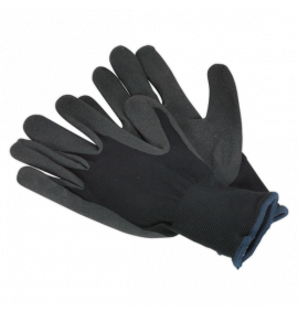 Nitrile Foam Palm Gloves