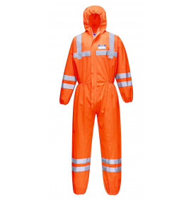 Portwest VisTex Coverall SMS