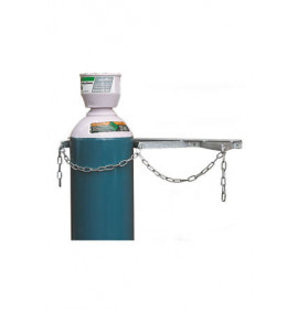 Wall Fixing Cylinder Storage Rack
