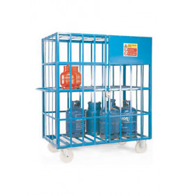 Gas Cylinder Cage - Mobile