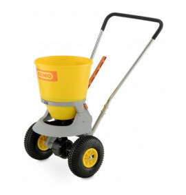 Grit spreaders with composite frame and PE container, Type SW 20-C