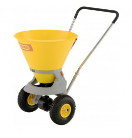 Grit spreaders with composite frame and PE container, Type SW 35-C