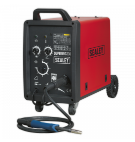 Professional MIG Welder 230Amp 230V with Binzel® Euro Torch