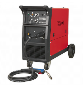 Professional MIG Welder 270Amp 230V with Binzel® Euro Torch