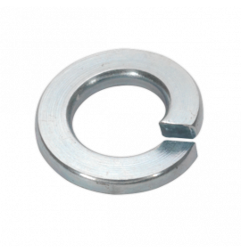 Spring Washers -  Zinc DIN 127B Pack of 100