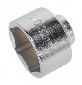 "Low Profile Oil Filter Socket 32mm (3/8""Sq Drive)"