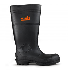 Scruffs Hayeswater Rigger Safety Boots (Black)