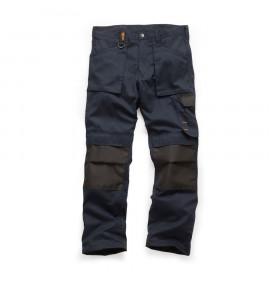 Scruffs Worker Trouser (Navy)