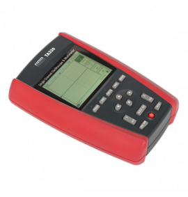 Hand-Held Automotive Single Channel Oscilloscope & Multimeter