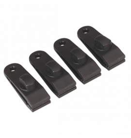 Tarpaulin Clip Pack of 4