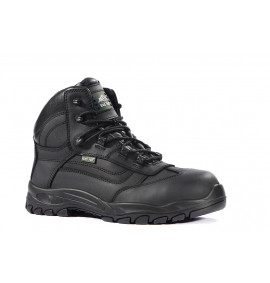 Rock Fall Dakota Black  Hiker Styled Safety Boot