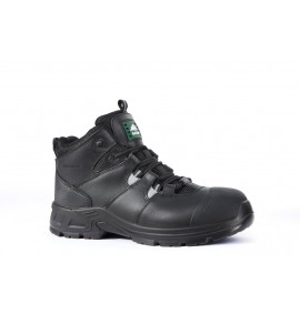 Rock Fall Peakmoor Black Hiker Styled Safety Boot