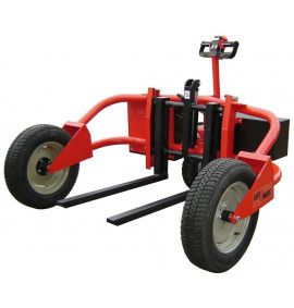 Electric Rough Terrain Pallet Trucks