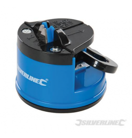 Knife Sharpener With Suction Tool