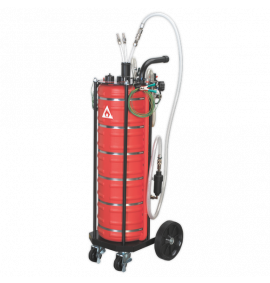 Air Operated Fuel Drainer (40 Litres)