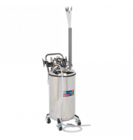 Fuel Tank Drainer (90 Litres - Stainless Steel)