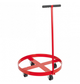 Drum Dolly with Handle 205ltr