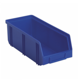 Plastic Storage Bin Deep 105 x 240 x 85mm