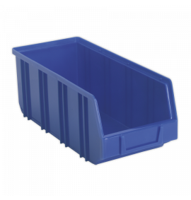 Plastic Storage Bin Deep 145 x 335 x 125mm