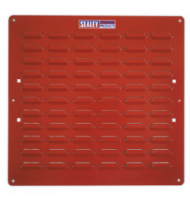Steel Louvre Panel 500 x 500mm Pack of 2