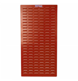 Steel Louvre Panel 500 x 1000mm Pack of 2