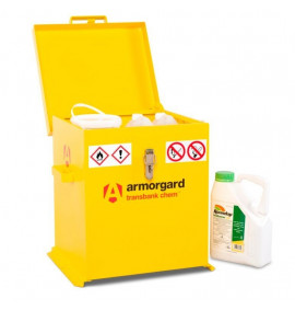 Armorgard TransBank Chem Lockable Hazardous Storage