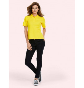 Uneek Ladies Pique Polo Shirt