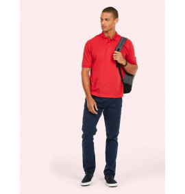 Uneek Unisex Cotton Rich Polo Shirt