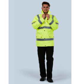 Uneek Unisex Road Safety Jacket