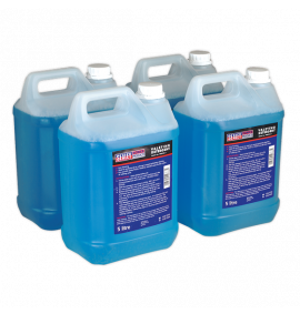 Carpet/Upholstery Detergent - 5 Litres (Pack of 4)
