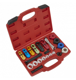 Fuel & Air Conditioning Disconnection Tool Kit 21pc