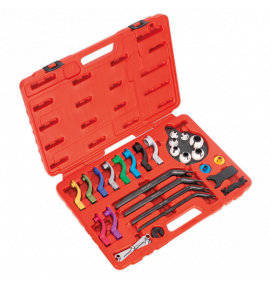 Fuel & Air Conditioning Disconnection Tool Kit 27pc