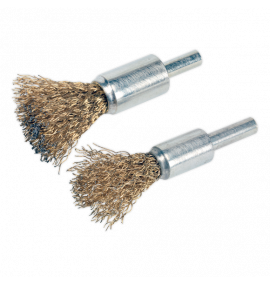 Decarbonising Brush Set