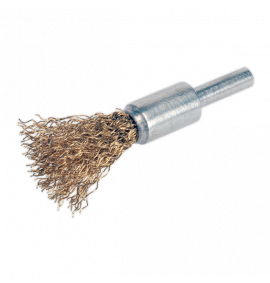 Flat Top Decarbonising Brush 13mm