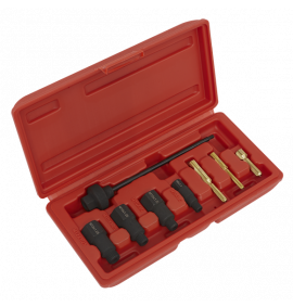 Glow Plug Reamer/Base Cleaning Set 8pc