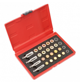 Drain Plug Thread Repair Set