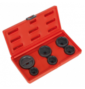Oil Filter Cap Wrench Set 6pc