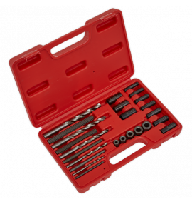Stud Extractor Set 25pc