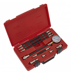 Petrol Compression Test Kit 10pc