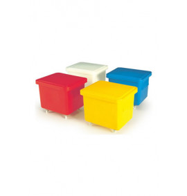 Nesting Mobile Container with Lid - NC5509
