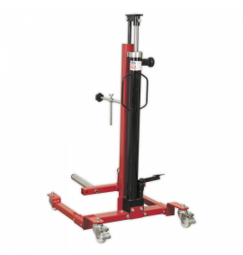 Wheel Removal/Lifter Trolley 80kg Quick Lift