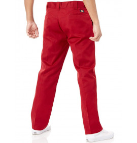 Dickies Red Redhawk Trousers