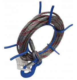 Tirfor Rope