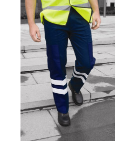 Redvan Ballistic Trousers with Hi-Vis Strips