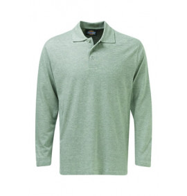 Dickies Long Sleeve Polo Shirt