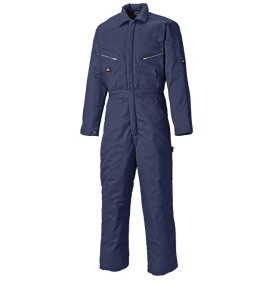 Dickies Lined Coverall Insulated Winter Overalls