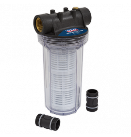 Inlet Filter for Surface Mounting Pumps 2ltr