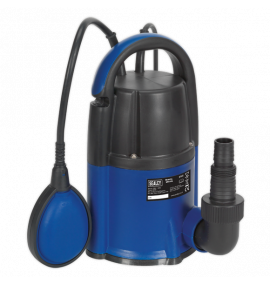 Submersible Water Pump Automatic Low Level 2mm 117ltr/min 230V