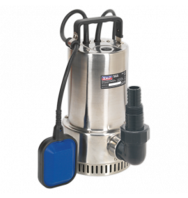 Submersible Stainless Water Pump Automatic 250ltr/min 230V