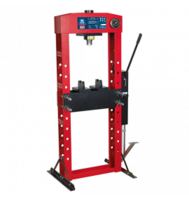 Hydraulic Press Premier with Foot Pedal - Floor Type (30 Tonne)